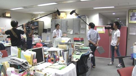 (『さよならテレビ』より) (C)東海テレビ