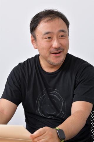 NHKエデュケーショナルの佐々木健一氏