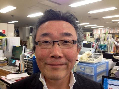 テレビ東京時代の永井氏