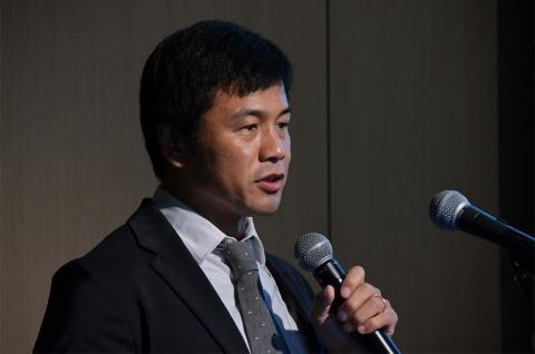 日経クロストレンド FORUMに登壇したソフトバンクの野田真モバイルネットワーク本部長