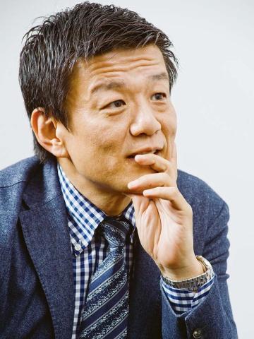 森岡 毅氏