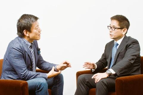 森岡 毅×奥野一成対談【前編】 日本の金融商品が分かりにくいワケ(画像)