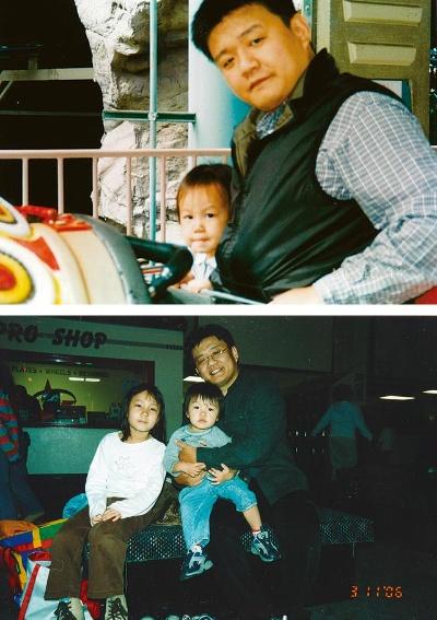 4人の子を持つ父である森岡氏。新刊『苦しかったときの話をしようか』は就活中の長女の視野を広げる手助けにと、書き留めていたものをまとめた
