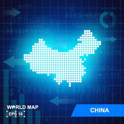 デジタルサービスでも保護主義を選択した中国のイメージ(写真提供/Shutterstock)