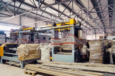 現在建設中のソエムズ第二工場