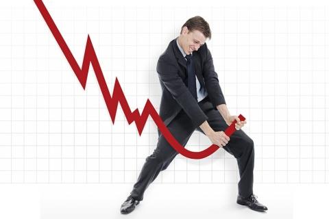 仕事の成功のために、きれい事は言ってられない……という状況であっても、無理にグラフをゆがめて見せようとすれば、信頼を損ねかねない(写真/Shutterstock)