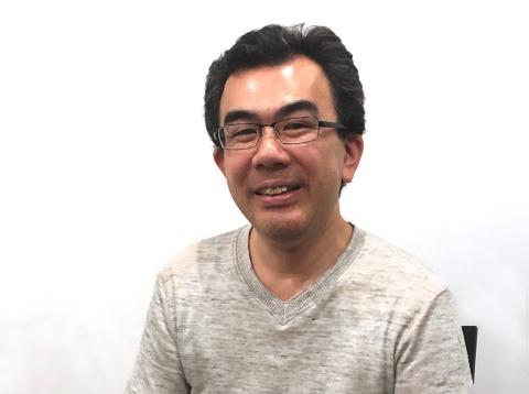 東京大学の大学院情報学環副学環長の越塚登教授