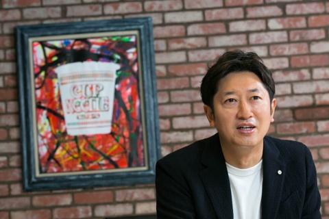 日清「ラーメン店」開業へ 安藤社長「会社ごとぶっ潰すような挑戦」(画像)