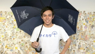 傘シェアを東京沿線に展開 若き起業家が「アイカサ」で描く未来