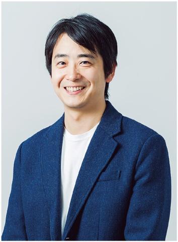 カンム 最高経営責任者(CEO) 八巻 渉(やまき わたる)