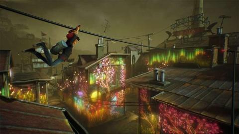 開発チームのPixelOpusは、幻想的なフライトアクション『Entwined(エントワインド)』を開発したことで知られる。(c) Sony Interactive Entertainment LLC.