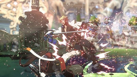 全世界初試遊は2019年11月16日、「ARCREVO America 2019」にて行われる(画像提供:アークシステムワークス)