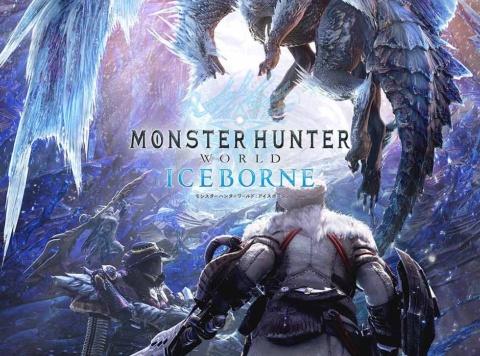 「モンスターハンター」シリーズの最新作『モンスターハンターワールド:アイスボーン』はカプコン ブースで試遊できる