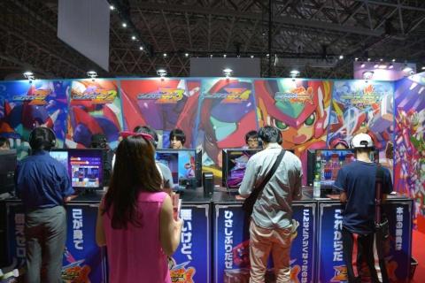 『ロックマン ゼロ&ゼクス ダブルヒーローコレクション』は、東京ゲームショウ2019のカプコンブースで試遊できる