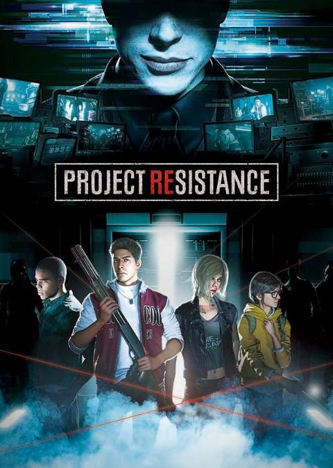 『PROJECT RESISTANCE(プロジェクト レジスタンス)』は、現在開発中の「非対称対戦サバイバルホラー」ゲーム。PlayStation 4とXbox One、PC(Steam)で発売が予定される(C)CAPCOM CO., LTD. ALL RIGHTS RESERVED.