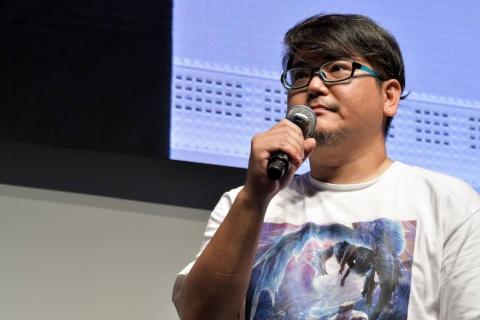 『モンスターワールド:アイスボーン』ディレクターの市原大輔氏