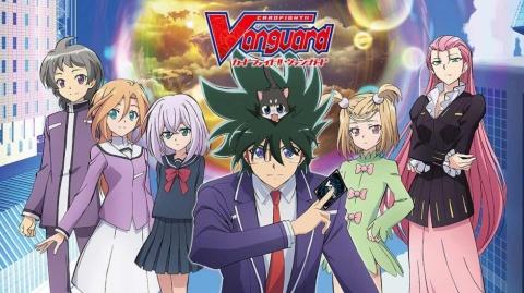 『カードファイト!! ヴァンガード』は、2人のプレーヤーが各自50枚のカードでデッキを組んで戦うTCG。19年8月にはテレビアニメの放送も始まった