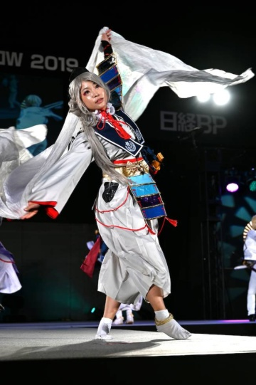 Cosplay Collection Night @TGS(1)【TGS2019】(画像)