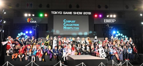 Cosplay Collection Night @TGS(3)【TGS2019】(画像)