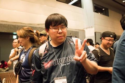 ジャスティン・ウォン選手