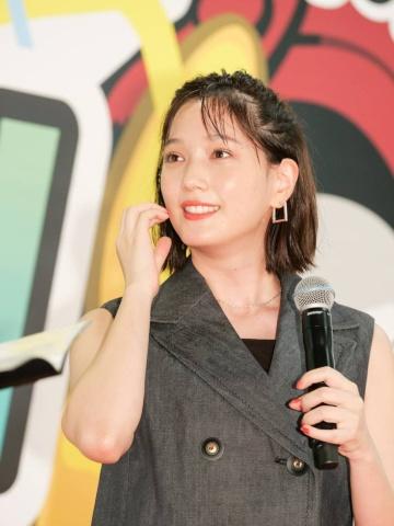 TGSオフィシャルサポーター本田翼が特設ステージでトークイベント【TGS2019】(画像)