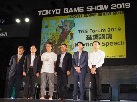 通信会社、スマホメーカーそしてゲーム会社のキーパーソンが、5Gとゲームに関する議論を展開した