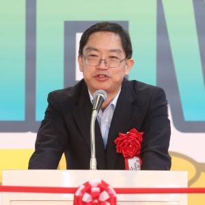 経済産業省大臣官房審議官IT戦略担当の小笠原陽一氏