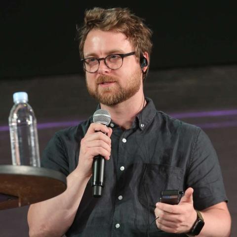 ピーター・ブラウン氏は米ゲームスポットのマネージングエディターとしてゲームを担当