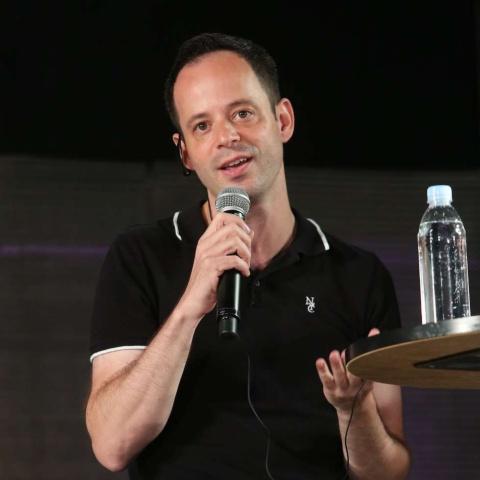 IGN JAPANで編集長を務めるダニエル・ロブソン氏
