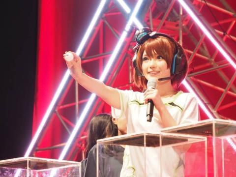 地方局が存在しない茨城にテレビ局を、と開局したのがインターネットテレビ「いばキラTV」。『ぷよぷよeスポーツ』の抽選を行ったもころすさんは、これに出演する茨城県公式VTuber「茨ひより」に扮している。