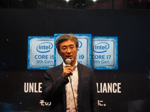 インテルの鈴木国正社長