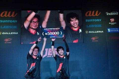 13日のステージでは、スペシャルマッチが開催された。優勝は「思考行結-あひる組-」で、賞金5万円が贈呈された