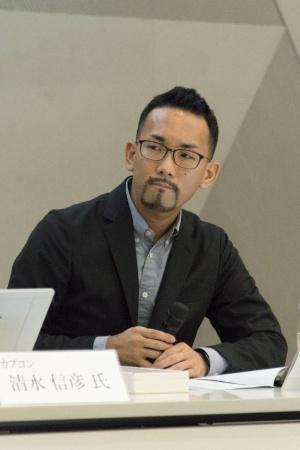 Cygamesメディアプランナーチーム マネージャーの松本竜也氏