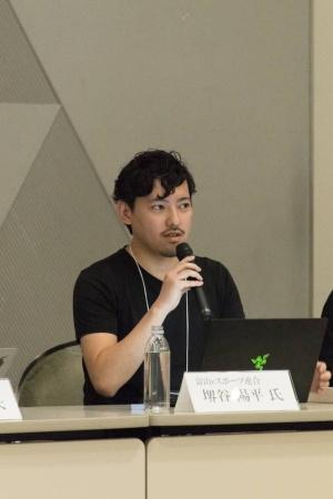 富山県eスポーツ連合会長、堺谷陽平氏