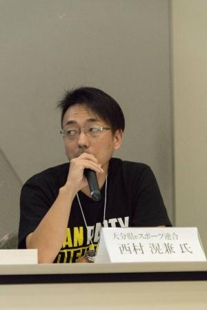 大分県eスポーツ連合会長、西村滉兼氏