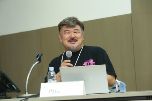 モデレーターを務めた日経 xTECH 副編集長の山田剛良