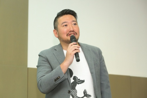MIRAIRE 代表取締役CEOの志賀雄太氏