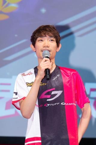 USGチームを代表として、Mai選手が感想や世界大会への抱負を述べた