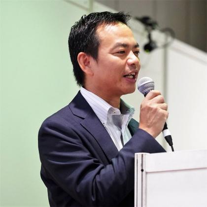 KINTO副社長の本條聡氏。住友商事の経営企画などを経て、2019年4月より現職。中長期視点での事業開発やパートナー戦略を推進中