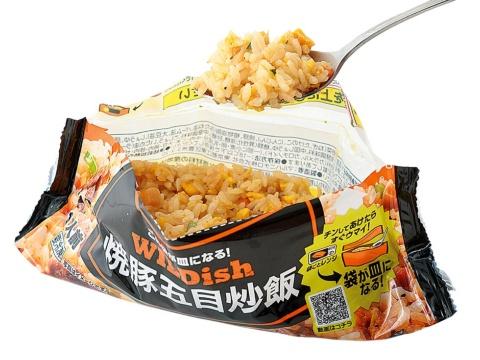 「袋が器」のチャーハンに注目 新領域を開拓する冷凍食品が続々(画像)