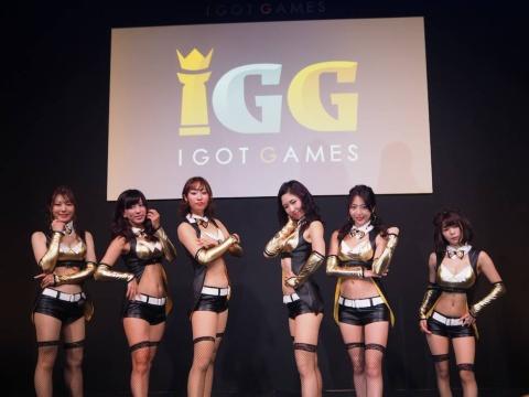 東京ゲームショウにブース出展したIGGは、シンガポールを拠点に世界的に人気のゲームを多く輩出している