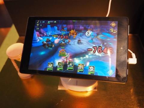 IGGの人気タイトル『ロードモバイル』。ヒーローを集めて戦うストラテジーゲームで、日本でも人気