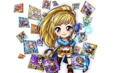 ハンターとともに世界中のお宝を集める探検RPG『探検ドリランド』は、日本語の他にも英語版の配信も行われている。