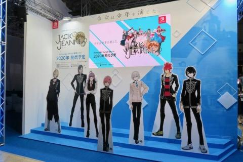 石田スイさんはキャラクターデザインのみならず、『ジャックジャンヌ』の世界観設定からゲーム内のイラスト全般、ゲーム中に登場する歌曲の作詞をも手掛ける
