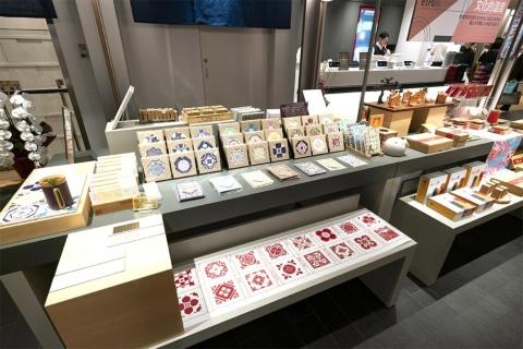 誠品生活日本橋にも「expo」を常設した