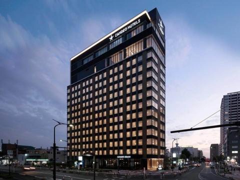 宿泊特化型ホテルの先駆けともいえるカンデオホテルズ(写真提供/カンデオ・ホスピタリティ・マネジメント)
