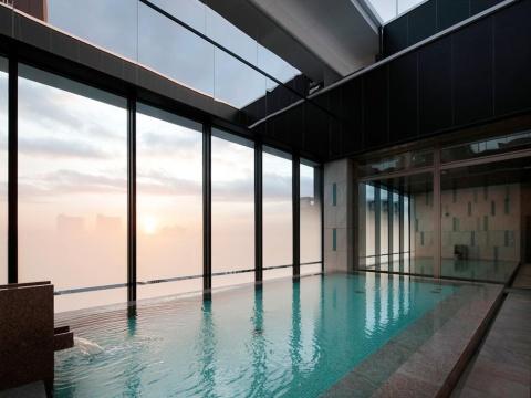 最上階には展望大浴場を設置している(写真提供/カンデオ・ホスピタリティ・マネジメント)