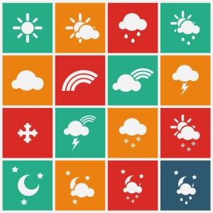 気象データなどを充実(写真/Shutterstock)
