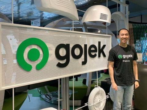 ゴジェック シンガポールのゼネラルマネジャー、LIEN CHOONG LUEN氏