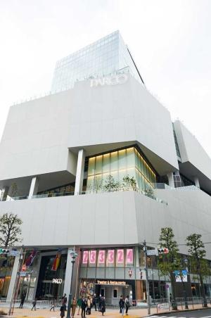 パルコ第2章の旗艦店となる渋谷パルコが、再開業した